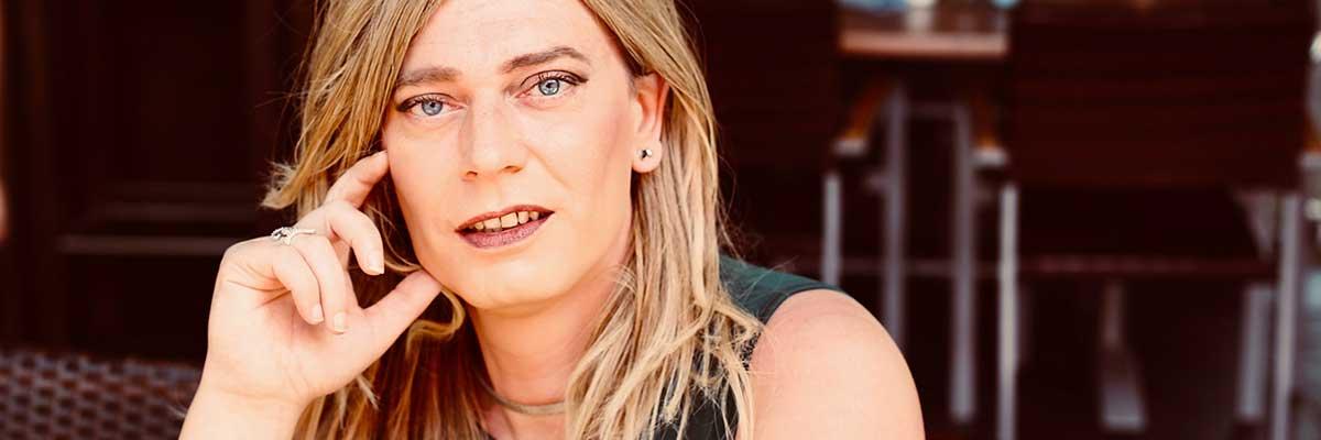Portrait der Landtagsabgeordneten Tessa Ganserer